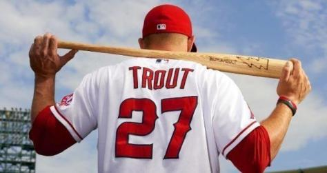 Don't drop Trout
