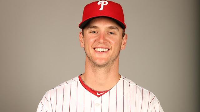 Q and A with the Philadelphia Phillies' David Buchanan