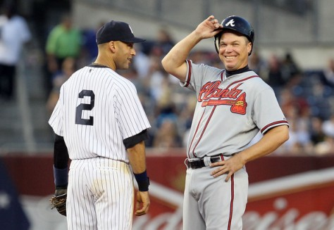 Chipper+Jones+Atlanta+Braves+v+New+York+Yankees+viSd_egiD2Bl