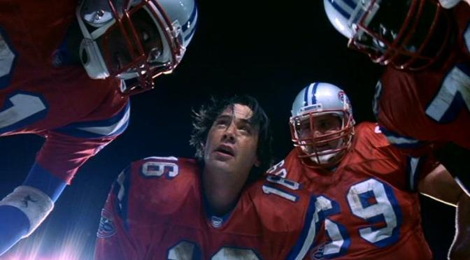 The Fantasy Movie Football Team: QBs