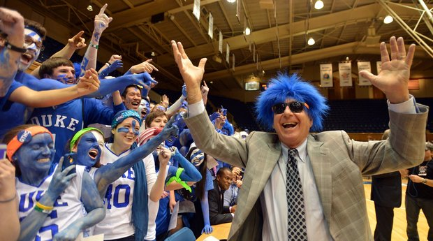 A Trip Down Tobacco Road Without Dickie V.