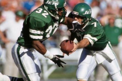 Remember Blair Thomas? Most Jets fans try not to...