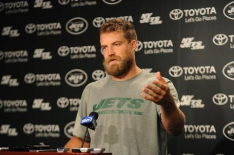 I love my beard, don't you? (Photo cred: NY Daily News)