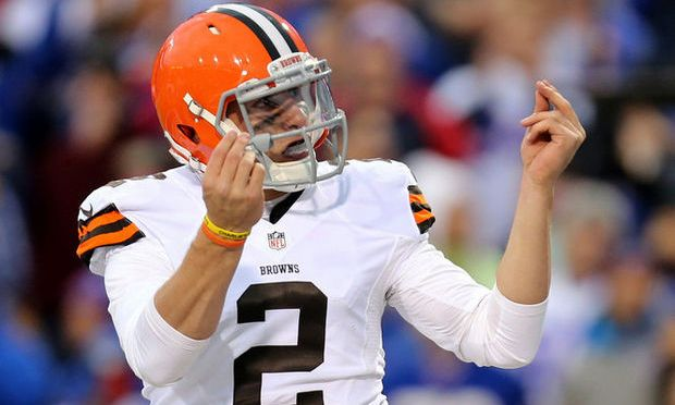 The Cleveland Browns and the Johnny Manziel crisis