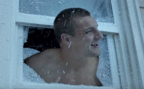 Nike always crushes it: Snow Day