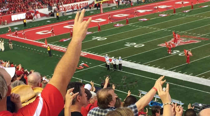 10 reasons I want the University of Houston Cougars to win the Peach Bowl (in pictures)