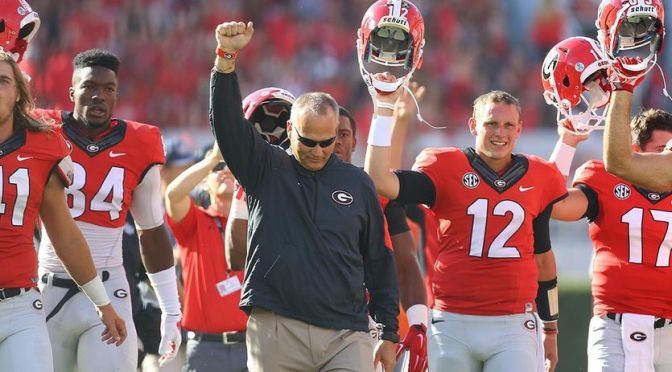 Mark Richt heads to THE U and UGA fans react