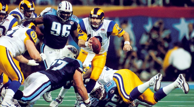 Countdown to Super Bowl 50: The Greatest Show on Turf