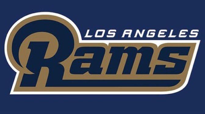 I love LA: Rams return home, as they should