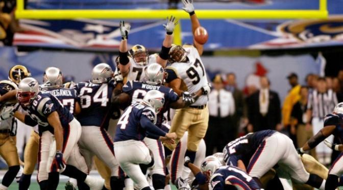 Countdown to Super Bowl 50: Belichick's empire is born