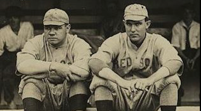 Remember when Babe Ruth threw a no-hitter?