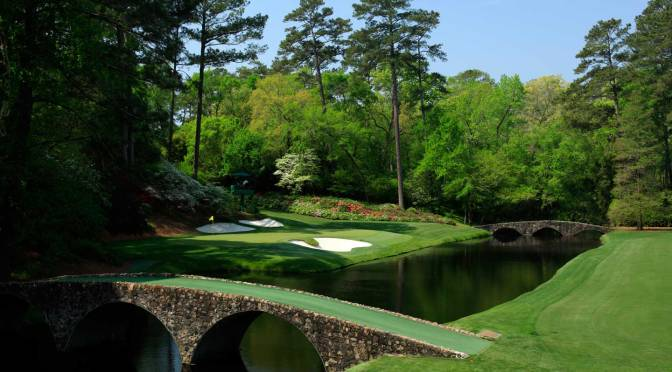 Dunton's Third Annual Masters Special: Green in regulation