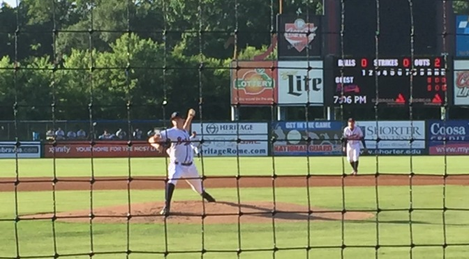 Second hald surge complete: Rome Braves are SAL Champs