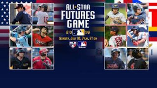 MLB Futures Game: the right-handers