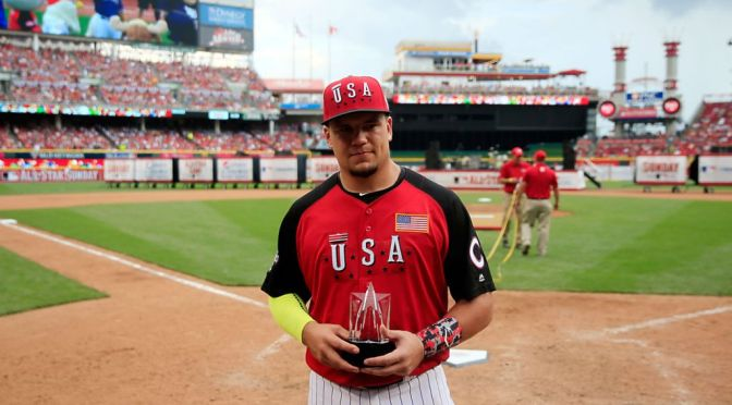 MLB Futures Game: US Outfield