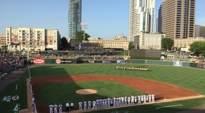 Sites and sounds from the Triple A All Star Game
