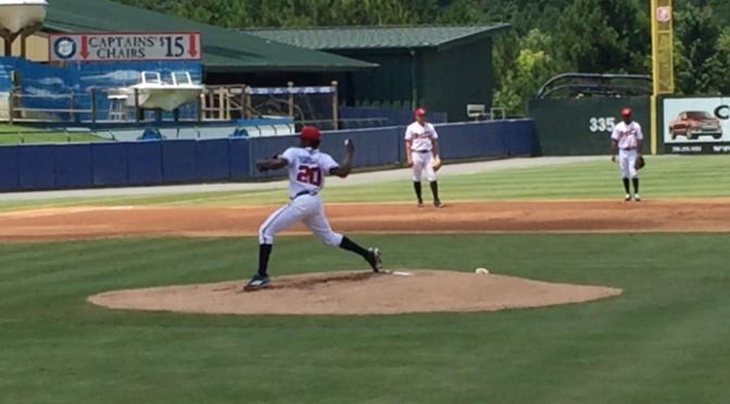 Get to know the Atlanta Braves Touki Toussaint [Interview]