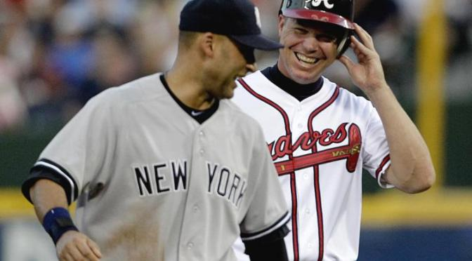 The Atlanta Braves Chipper Jones Hall of Fame argument: There is none