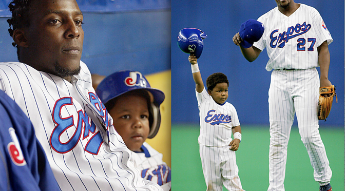 Sons of Baseball-archy: Vlad, Jr. looks sharp in his debut