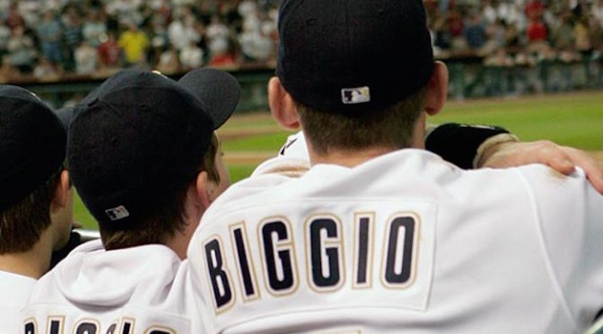 Sons of Baseball-archy: Craig Biggio's youngest etching out his own path