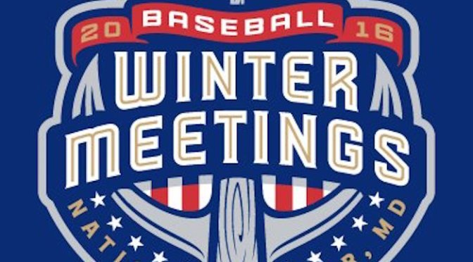 MLB Winter Meetings: Thoughts from Wednesday