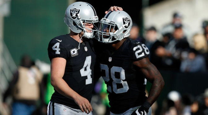 NFL Power Rankings: Welcome to Raider Nation