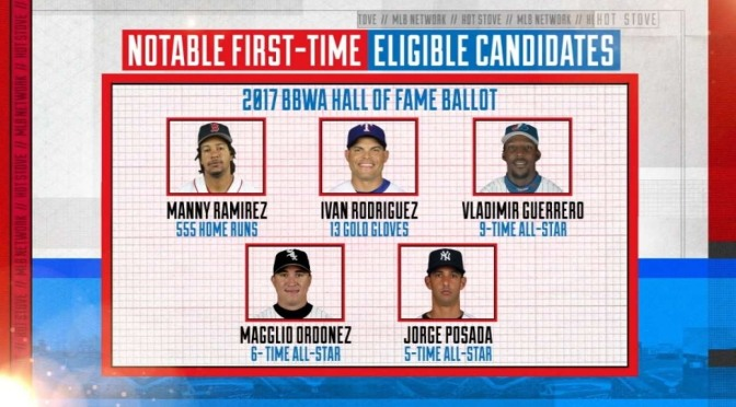 MLB Hall of Fame: my IBWAA votes